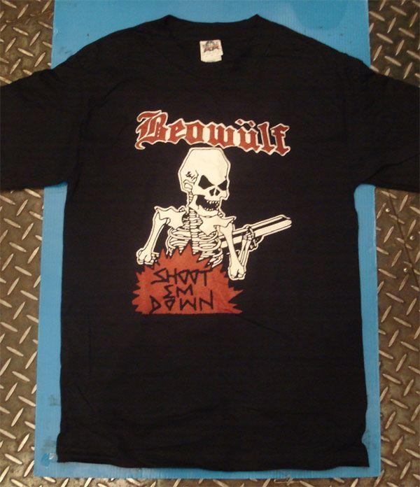 BEOWULF Tシャツ SHOOT