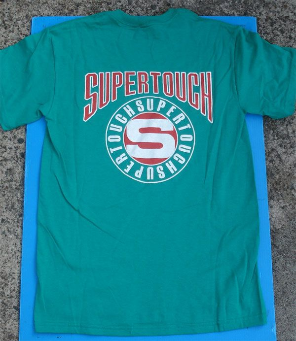 SUPER TOUCH Tシャツ TWO SIDE