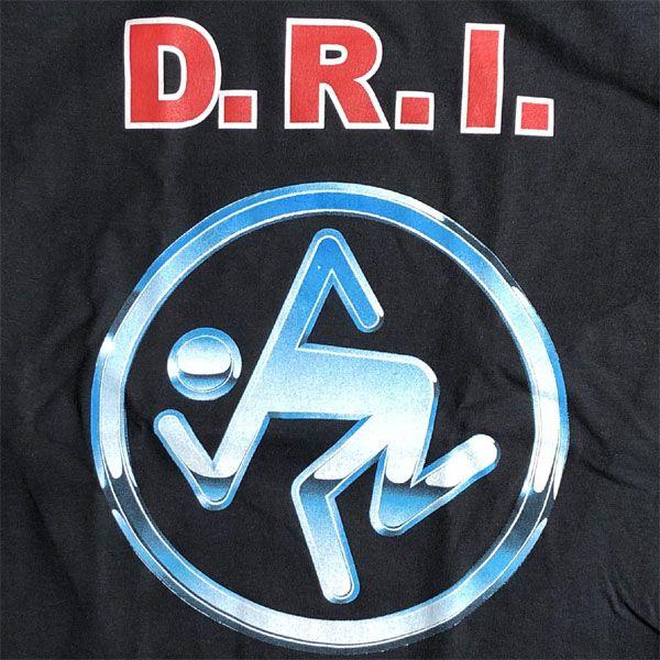 D.R.I. Tシャツ CROSSOVER