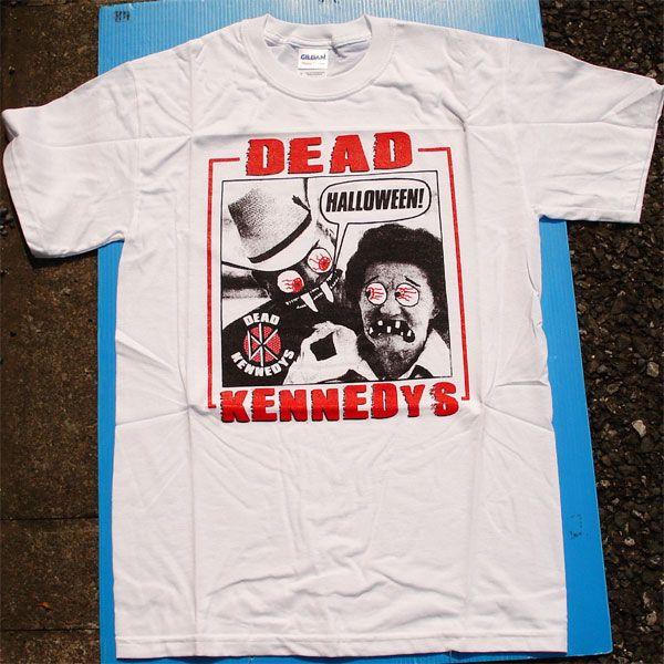 DEAD KENNEDYS Tシャツ HALLOWEEN!