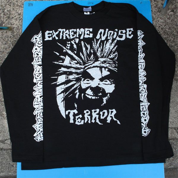EXTREME NOISE TERROR ロンT WRETCHED