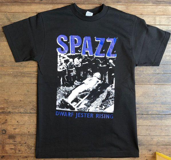 SPAZZ Tシャツ DWARF JESTER RISING オフィシャル!