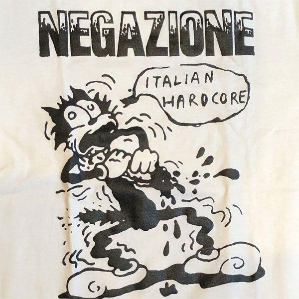 NEGAZIONE Tシャツ ITALIAN HARD CORE