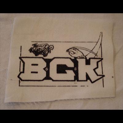 B.G.K.  PATCH1
